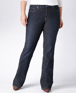 Perfectly Shaping Boot Cut 512 Jean - Plus